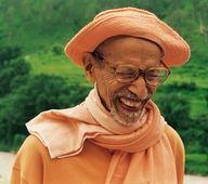 Swamiji at Uttarkasi -1