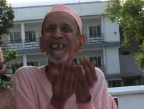 Swamiji At Shanti-Niwas - II